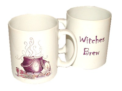 Witches Brew Mug (Wrap)